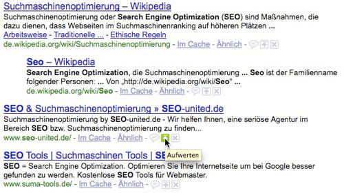 google-serp-aufwerten