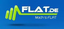 Logo FLAT.de