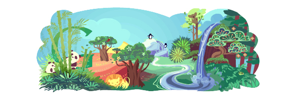 Earth-Day-Google-Google