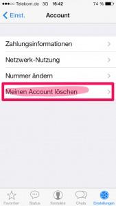 WhatsApp-Abmeldung-Schritt-2