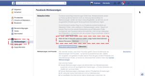 Facebook Werbeeinblendungen Privatsphaere Einstellungen 01